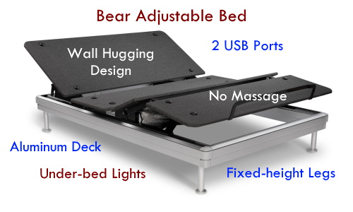 Bear Adjustable Bed Frame Review