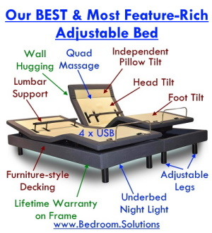 best adjustable beds 3 crucial specs  7 unique reviews